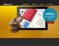 Pagina Web IngeMetal LTDA