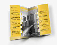 Singapore University Brochure Design