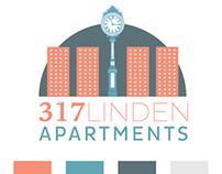 317 Linden Branding & Building Signs