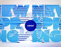 Adidas Originals x Place. Graphic campaign