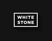 White Stone • Logo