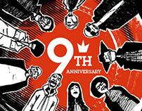 E-TracX 9th Anniversary