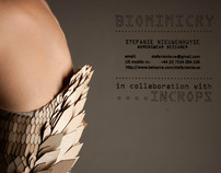Biomimicry, MA Fashion 2011