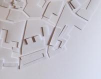 Experimental citymap 'Hasselt'