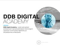 DDB DA, Responsive design