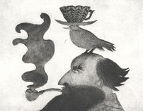 Birds, Beards and Teacups