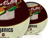 Sonoma Valley Foods - Organic Tortillas