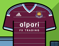 ESPN: Premier League Kits features