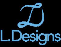 L.Designs - Personal Logo