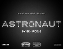 Astronaut by Ben Riddle
