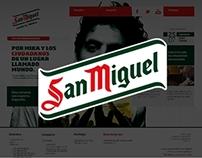 Web San Miguel
