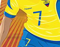 ASES DE AMÉRICA - JEFF MONTERO