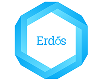 Logo for Erdős