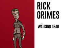 The Walking Dead Fast Jam :: RICK GRIMES