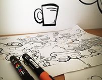 DPI Animation House - Mural