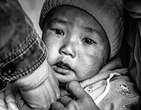 Jiangxi, China Hospitals: Black and White 2013