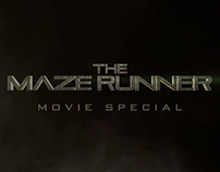 The Maze Runner Movie Special