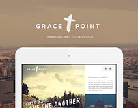 Grace Point Church UI Design