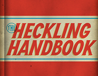 The Heckling Handbook iOS App by Homers Apparel
