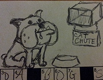 Crossword (and other) Doodles