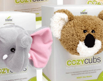 Cozy Cubs Packaging