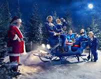 Pepsi Christmas Campaign