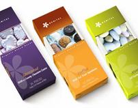 Bonitas Confectionery - Package Design