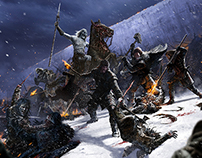 Game of Thrones Ascent Long Night