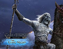Game of Thrones Long Night Close Up