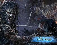 Game of Thrones Battle Scene Close Up