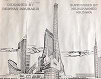 Architecture Graphics By Rebwar Abubakir