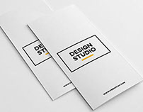 Creative Agency 3fold Brochure