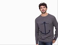 Knitwear/Sweatshirt - Renner Men (Marfinno) F/W 2017