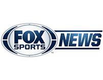 Fox Sports News 3 page ad