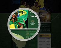 Cosmos Mundial 2014 - Website - 2013