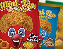 Mini Top Snacks