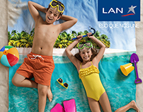 LANTOURS Campaign / This summer just enjoy