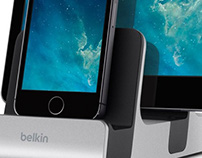 Belkin Powerhouse Dock Duo