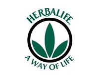 Herbalife Vitamin Bottle Label Design