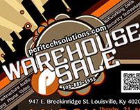 Warehouse Sale Display