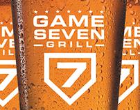 Game Seven Grill Branding