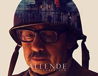 """ALLENDE """"En su Laberinto"""" / Cine Chileno"""