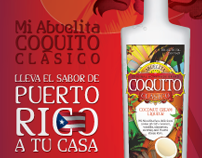 Mi Abuelita - Branding, Packaging, Collateral, Ads