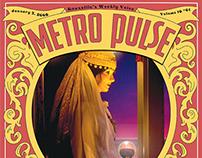 Metro Pulse Cover Design Vol 16 #01