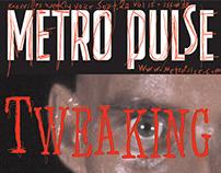 Metro Pulse Cover Design Vol 15 # 38