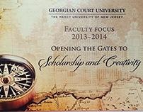 Faculty Focus 2013–14