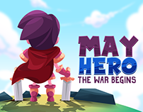 Game Art - May Hero