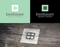 Logo Design - Ben Bauer Graphic Design