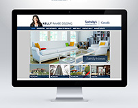 Kelly Raabe Dejong Real Estate Website Redesign