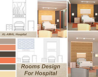 Ideas for hospital rooms